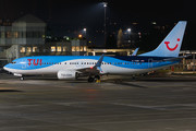 Boeing 737-800 - G-TAWC operated by TUI Airways