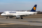 Airbus A319-112 - D-AIBD operated by Lufthansa