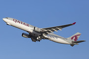 Airbus A330-302 - A7-AEN operated by Qatar Airways
