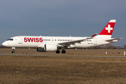 Airbus A220-300 - HB-JCS operated by Swiss International Air Lines