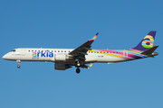 Embraer 190-200IGW - 4X-EMF operated by Arkia Israeli Airlines