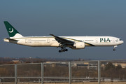 Boeing 777-300ER - AP-BID operated by Pakistan International Airlines (PIA)