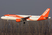 Airbus A320-214 - HB-JYD operated by easyJet Switzerland