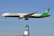 Boeing 777-300ER - B-16730 operated by EVA Air