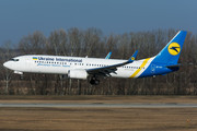 Boeing 737-800 - UR-UIA operated by Ukraine International Airlines