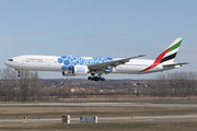 Boeing 777-300ER - A6-ECQ operated by Emirates