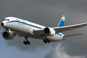 Boeing 787-9 Dreamliner - 4X-EDF operated by El Al Israel Airlines