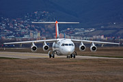 British Aerospace Avro RJ100 - G-JOTS operated by Jota Aviation