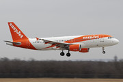 Airbus A320-214 - G-EZUP operated by easyJet