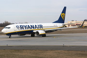 Boeing 737-800 - EI-FRT operated by Ryanair