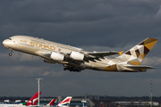Airbus A380-861 - A6-APB operated by Etihad Airways