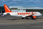 Airbus A320-214 - G-EZOK operated by easyJet