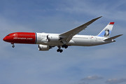 Boeing 787-9 Dreamliner - G-CKWF operated by Norwegian Air UK
