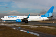 Boeing 737-800 - VQ-BTS operated by Pobeda