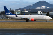 Boeing 737-800 - LN-RGF operated by Scandinavian Airlines (SAS)