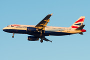 Airbus A320-232 - G-TTOB operated by British Airways