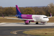 Airbus A320-232 - HA-LWR operated by Wizz Air