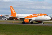 Airbus A319-111 - G-EZIH operated by easyJet