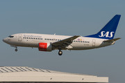 Boeing 737-700 - SE-RER operated by Scandinavian Airlines (SAS)