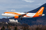 Airbus A320-214 - G-EZWD operated by easyJet