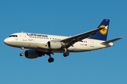 Airbus A319-114 - D-AILY operated by Lufthansa