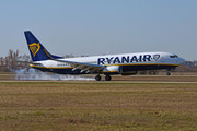 Boeing 737-800 - EI-GSG operated by Ryanair