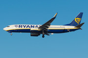 Boeing 737-800 - EI-DPN operated by Ryanair