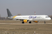 Airbus A321-211 - LY-VEG operated by Onur Air
