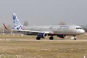 Airbus A321-211 - VP-BEE operated by Aeroflot