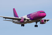 Airbus A320-232 - HA-LWX operated by Wizz Air