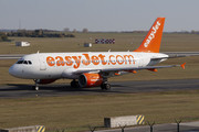 Airbus A319-111 - G-EZAN operated by easyJet