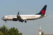 Boeing 737-8 MAX - C-FSJH operated by Air Canada