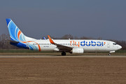 Boeing 737-800 - A6-FEG operated by flydubai
