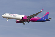 Airbus A321-231 - HA-LTB operated by Wizz Air