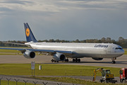Airbus A340-642 - D-AIHA operated by Lufthansa