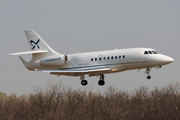Dassault Falcon 2000LXS - OY-GFS operated by Air Alsie