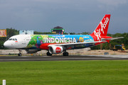 Airbus A320-216 - PK-AXD operated by Indonesia AirAsia