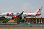Boeing 737-900ER - PK-LOF operated by Lion Air