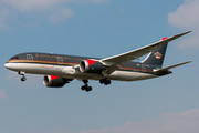 Boeing 787-8 Dreamliner - JY-BAH operated by Royal Jordanian