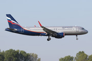Airbus A320-214 - VQ-BRV operated by Aeroflot
