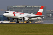 Airbus A320-214 - OE-LBO operated by Austrian Airlines