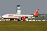 Boeing 777-300ER - VT-ALQ operated by Air India