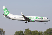 Boeing 737-800 - F-HTVG operated by Transavia France