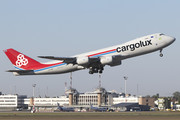 Boeing 747-8F - LX-VCN operated by Cargolux Airlines International