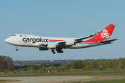 Boeing 747-400F - LX-WCV operated by Cargolux Airlines International