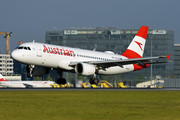 Airbus A320-214 - OE-LBJ operated by Austrian Airlines