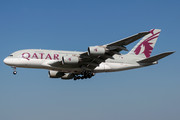 Airbus A380-861 - A7-APA operated by Qatar Airways