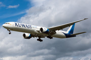 Boeing 777-300ER - 9K-AOM operated by Kuwait Airways