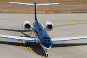 Gulfstream G550 - N550JU operated by Private operator