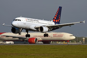 Airbus A319-112 - OO-SSH operated by Brussels Airlines